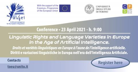 Linguistic Rights and Language Varieties in Europe in the Age of AI
